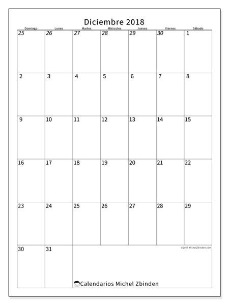 Calendario diciembre 2018, Regulus
