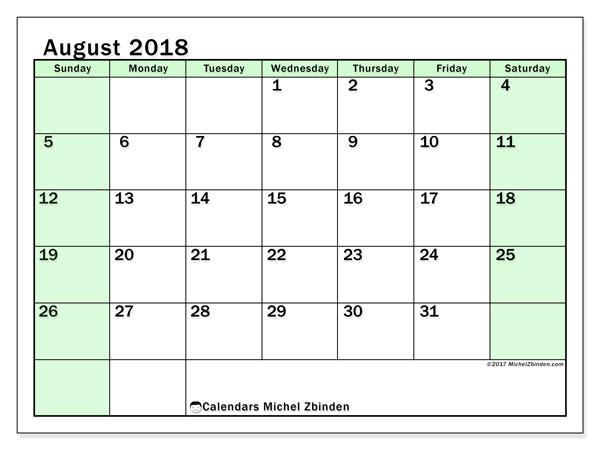 Pt month 2019