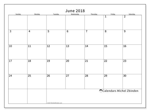calendars june 2018 ss michel zbinden en
