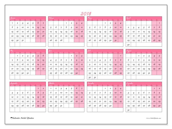 Kalender  2018 - Irenaeus (de)