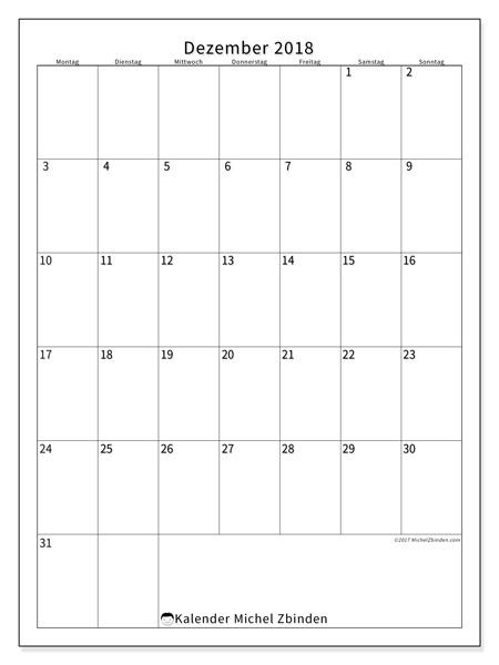 Kalender Dezember 2018, Antonius