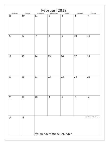 Kalender februari 2018, Regulus