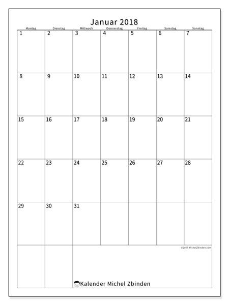 Kalender Januar 2018, Antonius