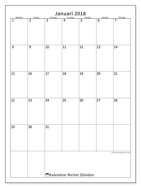 Kalender januari 2018, Antonius
