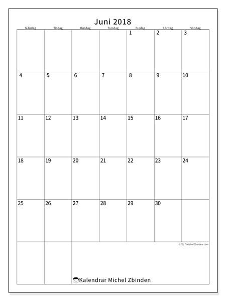 Kalender juni 2018, Antonius