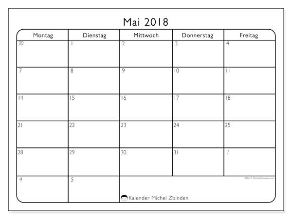 Kalender Mai 2018, Egidius