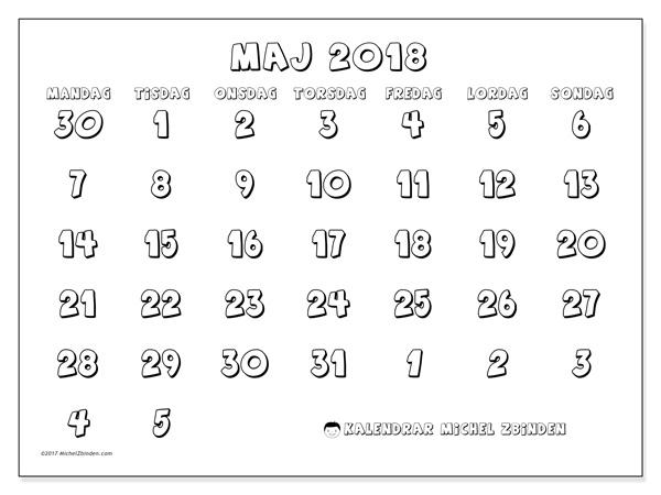 Kalender maj 2018, Hilarius