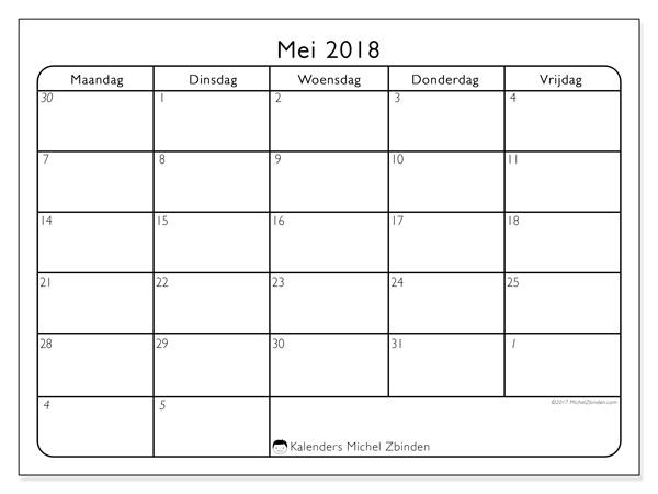 Kalender mei 2018, Egidius