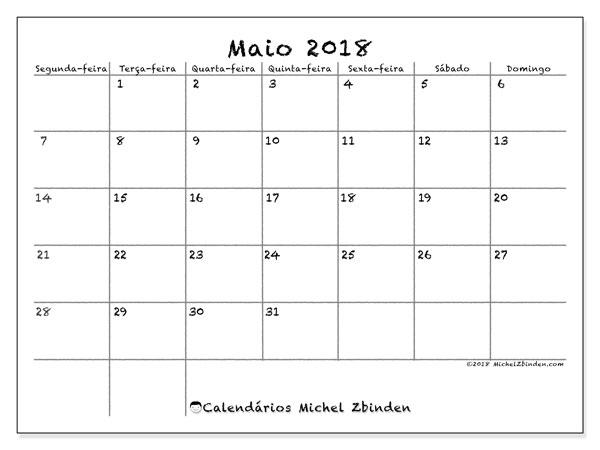 calendrio de maio de 2018 77sd