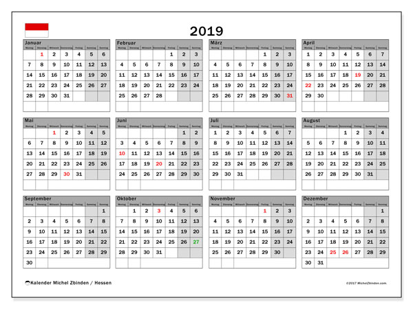 feiertage juni 2019 hessen