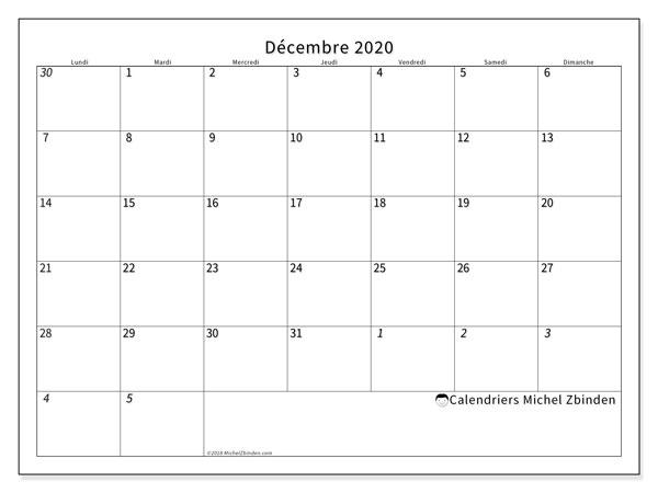 Calendrier De Decembre 2020.Calendrier Decembre 2020 70ld Michel Zbinden Fr