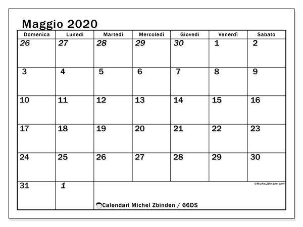 Calendario 2020 Novembre Da Stampare.Calendari Da Stampare 2020 Ds Michel Zbinden It