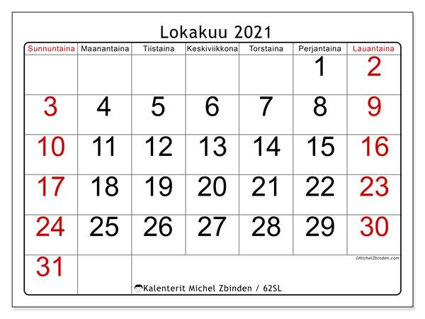 Täysikuu Lokakuu 2021