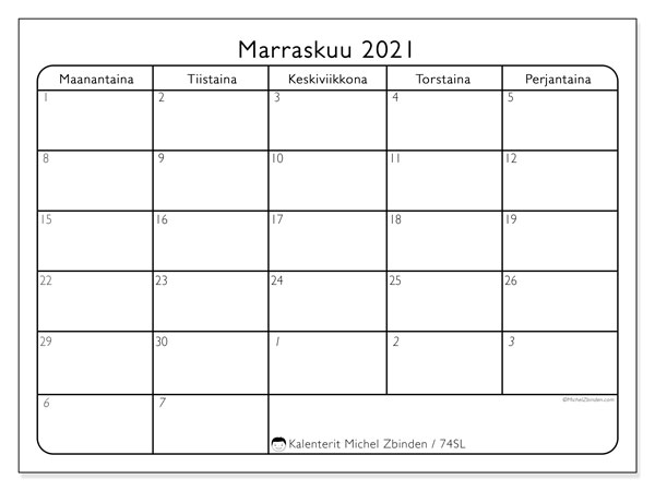 Marraskuu 2021