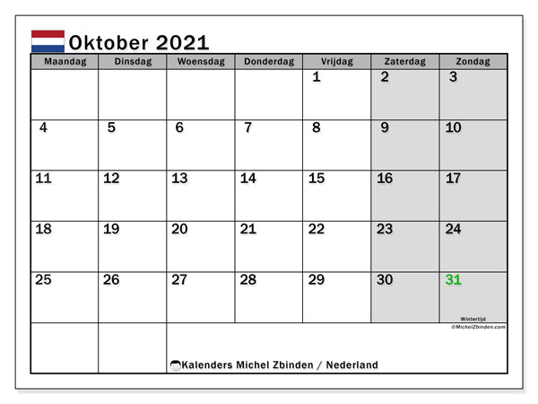 Oktober 2021